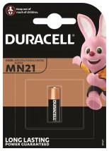 Speciální baterie Duracell Security MN21 V23GA/MN21