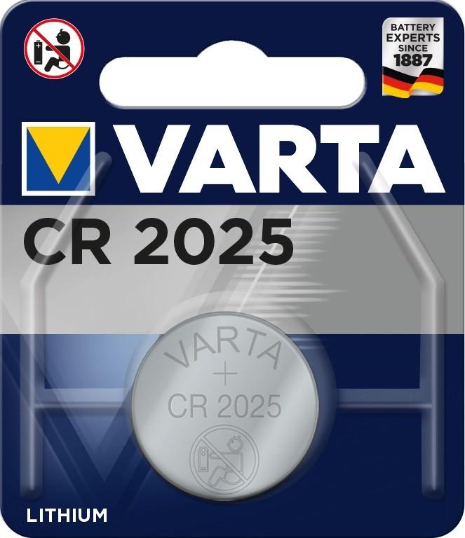 Speciální baterie Electronics CR2025