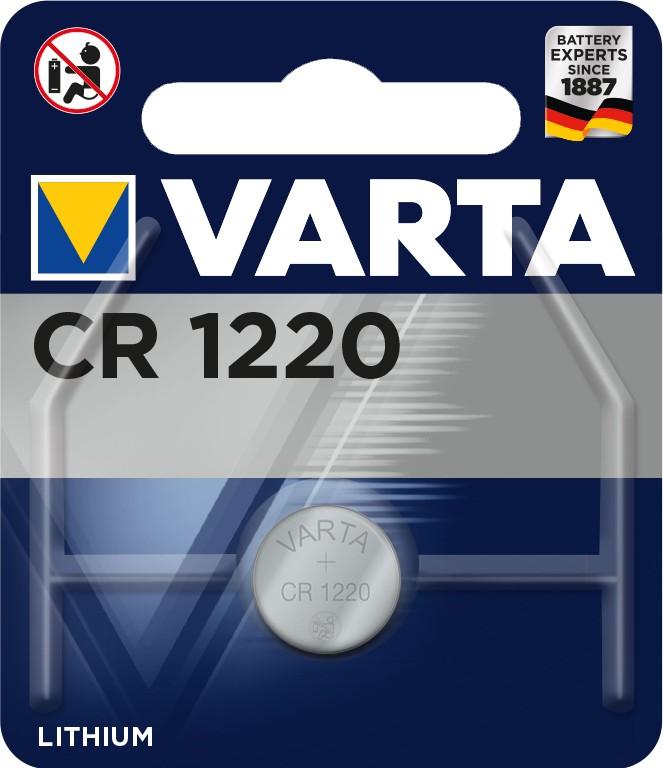Speciální baterie Knoflíková baterie Varta CR1220