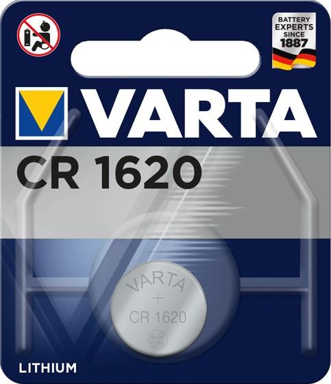 Speciální baterie Knoflíková baterie Varta CR1620