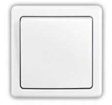 Spínač Emos 3557G-06340 B1W,střídavý, bílý