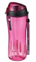 Sportovní láhev na pití Lock@Lock ABF638P, 550ml, růžová