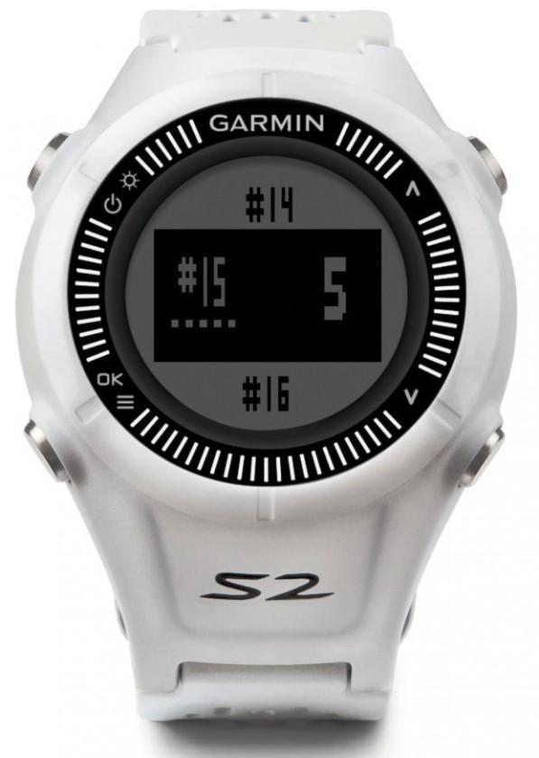 Sportovní navigace Garmin Approach S2 White Lifetime