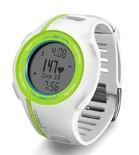 Sportovní navigace Garmin Forerunner 210 HR Premium,Green