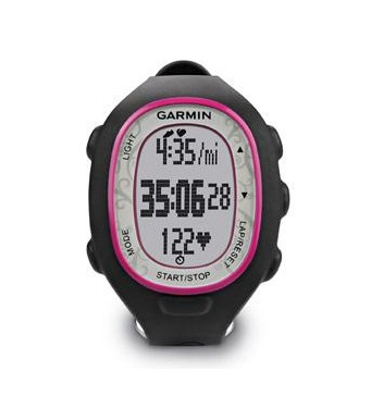 Sportovní navigace Garmin Forerunner 70W HR (Pink)