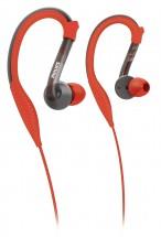 Sportovní sluchátka červená SHQ3200/10