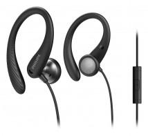 Sportovní sluchátka Philips TAA1105BK, černá
