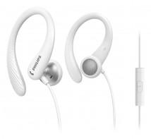 Sportovní sluchátka Philips TAA1105WT, bílá
