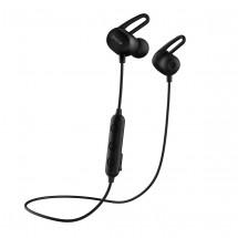 Sportovní sluchátka QCY - E2, černá