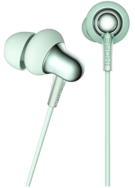 Špuntová sluchátka 1MORE Stylish In-Ear Headphones Green