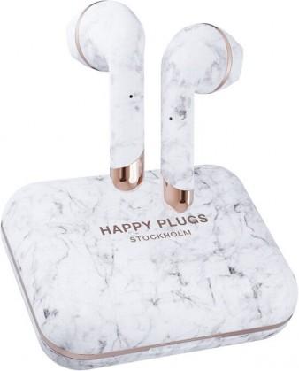 Špuntová sluchátka Air 1 Plus - White Marble