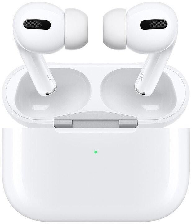 Špuntová sluchátka Apple AirPods PRO