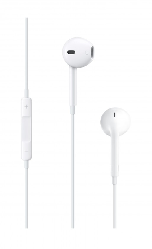 Špuntová sluchátka Apple EarPods Original MD827ZM Stereo HF (Bulk)