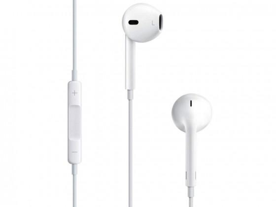 Špuntová sluchátka Apple EarPods with Remote and Mic