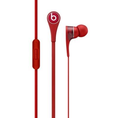 Špuntová sluchátka Beats Tour In-Ear Headphones - červená