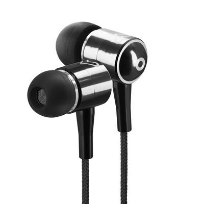 Levně Špuntová sluchátka bezdrátová sluchátka energy earphones urban 2 black