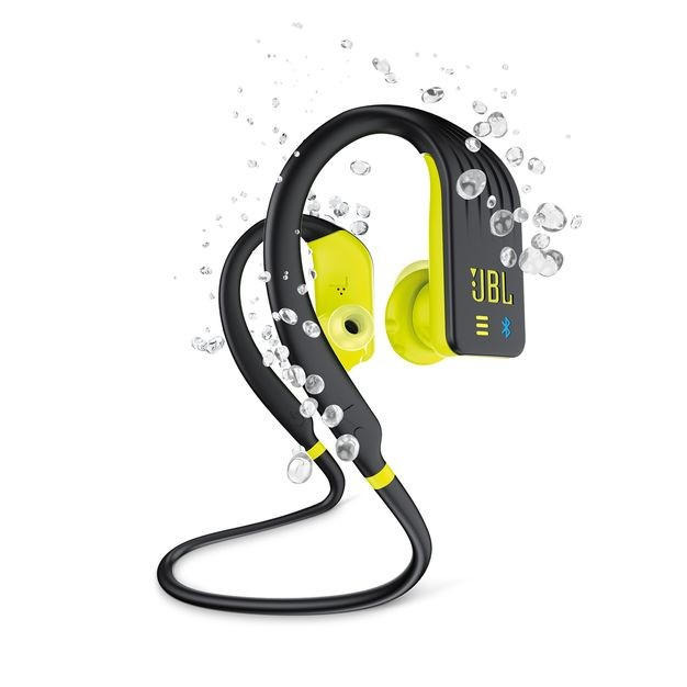 Špuntová sluchátka Bezdrátová sluchátka JBL Endurance DIVE, zelená