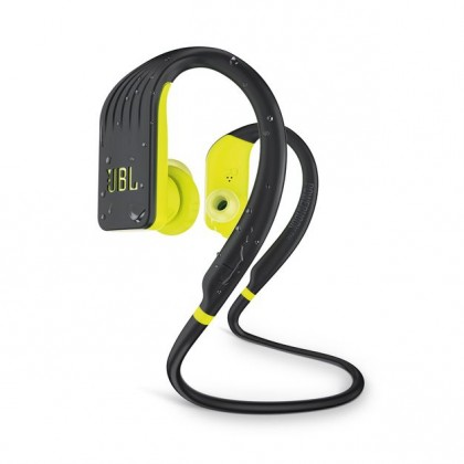 Špuntová sluchátka bezdrátová sluchátka jbl endurance jump, žlutá JBL