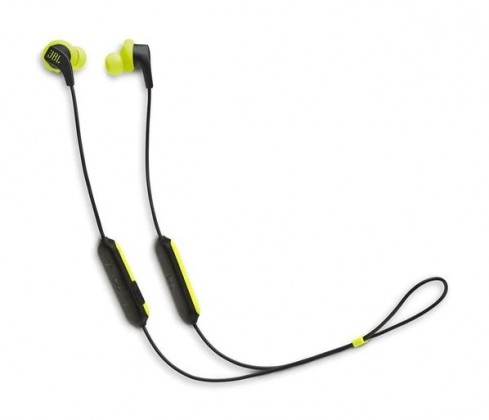 Špuntová sluchátka Bezdrátová sluchátka JBL Endurance Run BT, zelená