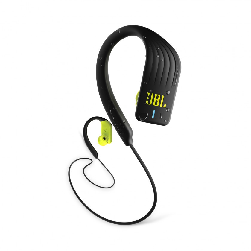 Špuntová sluchátka Bezdrátová sluchátka JBL Endurance Sprint, žlutá