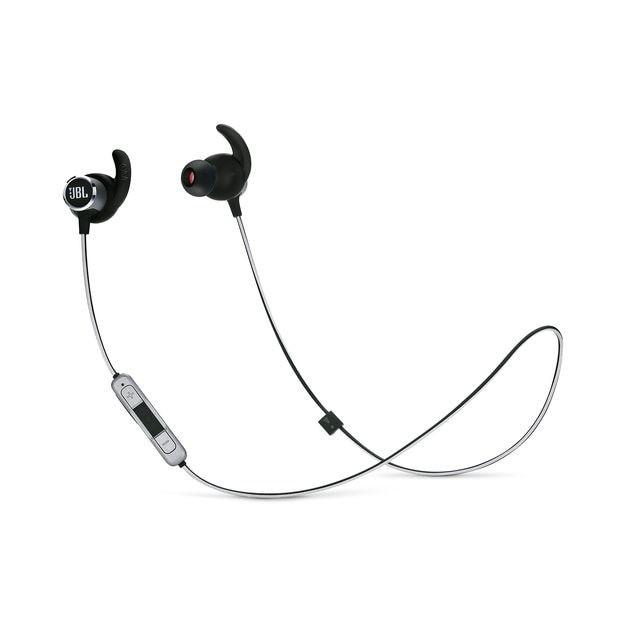 Špuntová sluchátka Bezdrátová sluchátka JBL Reflect Mini2 BT, černá
