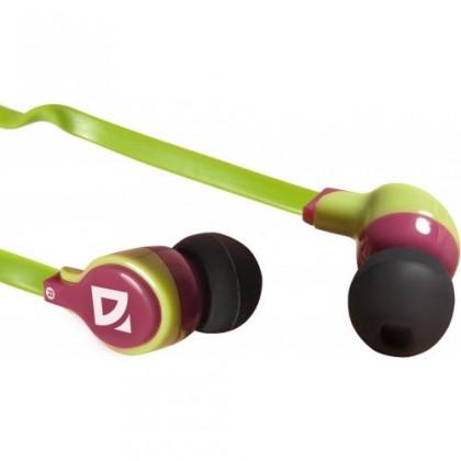 Špuntová sluchátka Defender Juicy MPH-812
