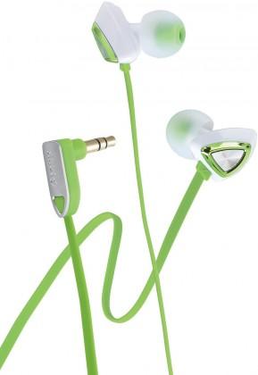 Špuntová sluchátka Genius GHP-250 Green