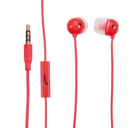 Špuntová sluchátka Genius HS-M210