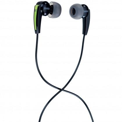 Špuntová sluchátka Genius HS-M220 Green