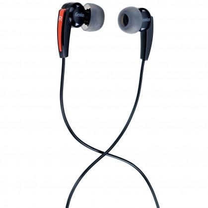 Špuntová sluchátka Genius HS-M220 Red