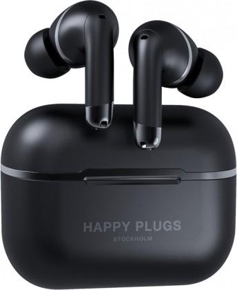 Špuntová sluchátka Happy Plugs AIR 1 ANC - Black