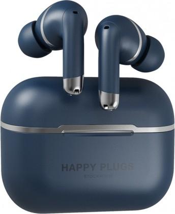 Špuntová sluchátka Happy Plugs AIR 1 ANC - Blue
