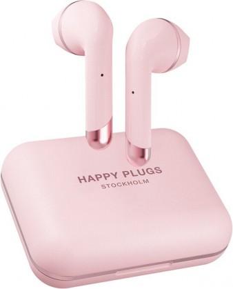 Špuntová sluchátka Happy Plugs Air 1 Plus - Pink Gold
