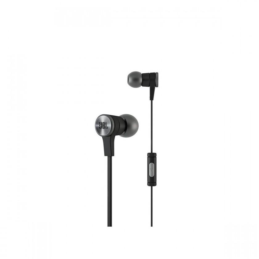 Špuntová sluchátka JBL Synchros E10 Černé