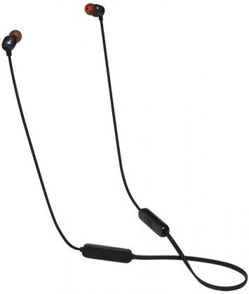 Špuntová sluchátka JBL Tune 115 BT, černá