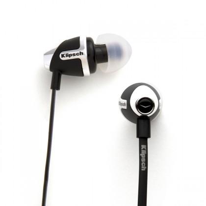 Špuntová sluchátka Klipsch Image S4 II - černá