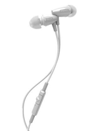 Špuntová sluchátka Klipsch S3m - bílá