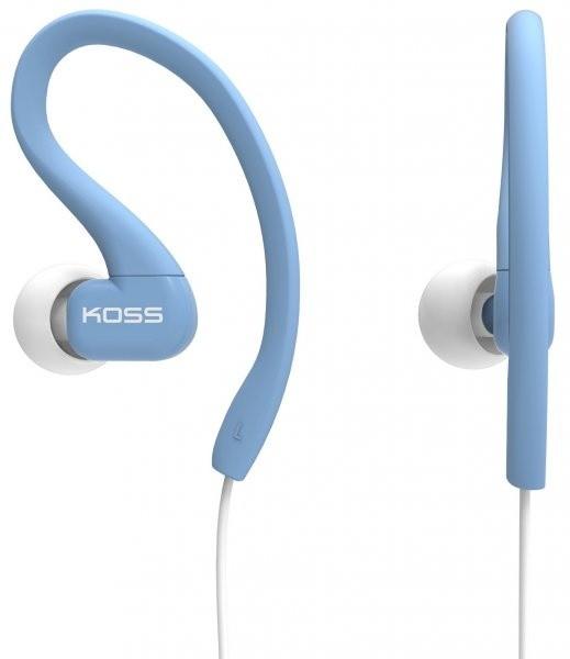 Špuntová sluchátka KOSS KSC/32 Blue (doživotní záruka)
