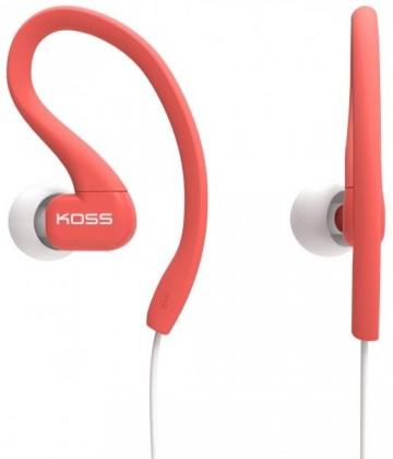Špuntová sluchátka KOSS KSC/32 Coral (doživotní záruka)