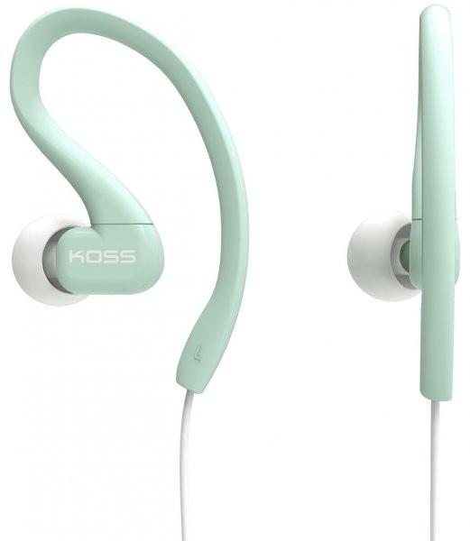 Špuntová sluchátka KOSS KSC/32 Mint (doživotní záruka)