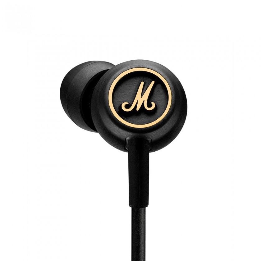 Špuntová sluchátka Marshall Mode EQ Black
