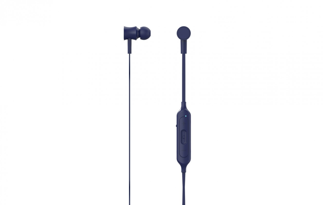 Špuntová sluchátka MySound Speak COLOR modrá