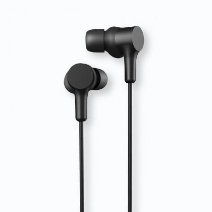 Špuntová sluchátka Niceboy HIVE E3, černá