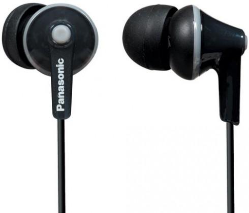 Špuntová sluchátka Panasonic RP-TCM125E-K