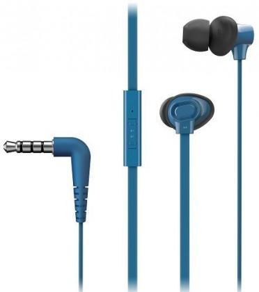 Špuntová sluchátka Panasonic RP-TCM130E-A, Blue