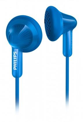 Špuntová sluchátka Philips SHE3010BL modrá (SHE3010BL/00)