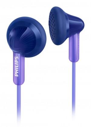 Špuntová sluchátka Philips SHE3010PP fialová