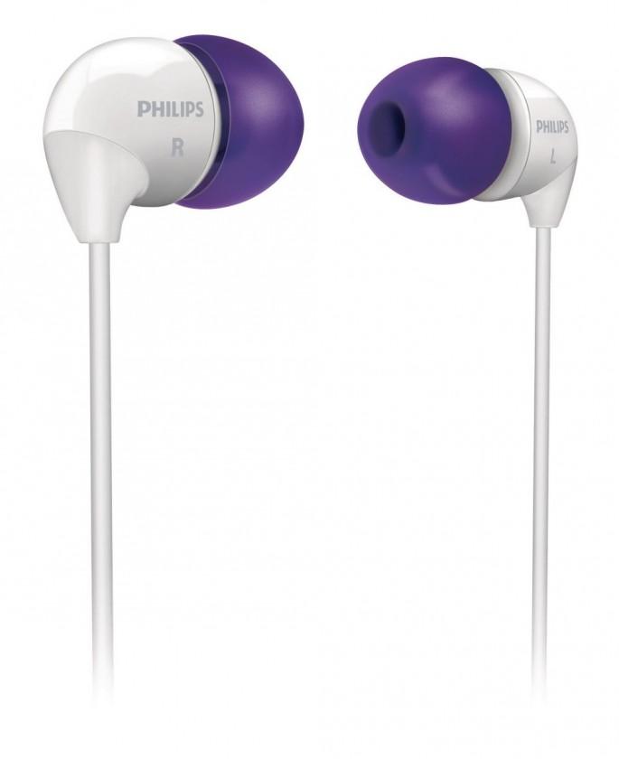 Špuntová sluchátka Philips SHE3501PP