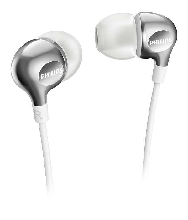 Špuntová sluchátka Philips SHE3700WT