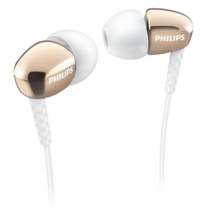 Špuntová sluchátka PHILIPS SHE3900GD